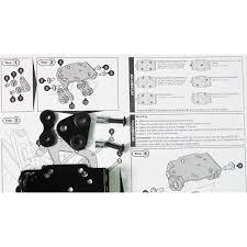 sw motech vibration damped quick release gps holder for dl650 v