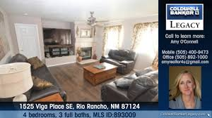 homes for sale 1525 viga place se rio rancho nm 87124 coldwell