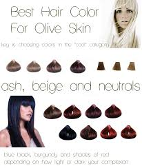 Hair Colors For Olive Skin Red Hair Color For Olive Skin Hair Colors Idea In 2017