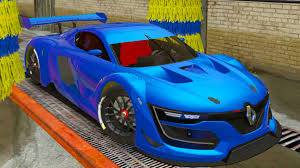 renault sports car renault sport racecar wash sport race car wash compilation
