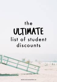 the ultimate list of college student discounts madewell