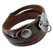 leather cuff wrap bracelet images Shop personalized leather cuff on wanelo jpg