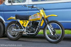 history of motocross racing 1972 factory 400 maico