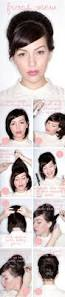 17 easy diy tutorials for glamorous and cute hairstyleall for