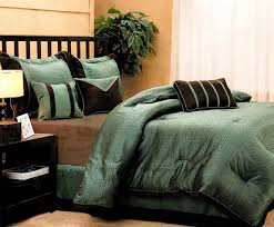 Modern Bedding Sets Queen Amazon Com 7 Pcs Luxurious Modern Bed In A Bag Bedding Comforter