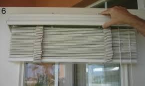 Installing Window Blinds Outside Mount Frenchinstall6 Jpg