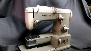 how to thread pfaff 360 362 230 332 338 sewing machine and bobbin