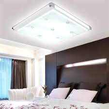 Led Bedroom White Round Ceiling - modern bedroom ceiling light with lights home design and 2