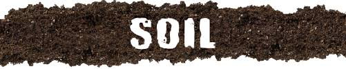 Garden Soil Types - plant cultivation in natural media soil u0026 coco growth technology