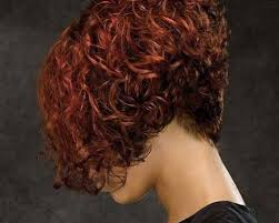 stacked in back brown curly hair pics pictures on stacked hairstyles for curly hair shoulder length
