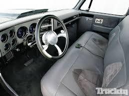 Chevrolet C10 Interior C10 Interior Custom Interior Pinterest Chevrolet C10 Trucks