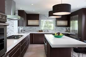 modern kitchen look simple and functional modern kitchen designs