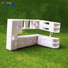 aliexpress com buy 1 50 kitchen cabinet scale model plastic