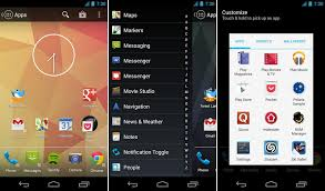 top launchers for android a comparison of the top android launchers thecanadiantechie