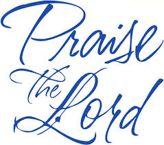 offering the consummate praise to god for the recovery of