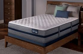 iseries hybrid 100 firm mattress by serta