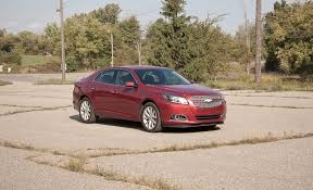 2013 chevrolet malibu 2 5l instrumented test u2013 review u2013 car and driver