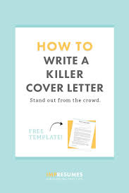 best 25 cover letter example ideas on pinterest cover letter