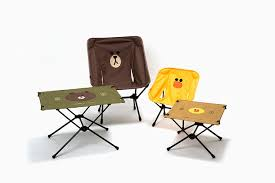 Helinox Chairs Line Friends X Helinox Folding Camp Chair Portable Lightweight