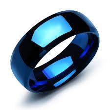 Blue Wedding Rings by Aliexpress Com Buy 1 Piece Price Fashion Korean Jewelry