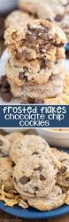 frosted flakes cookies crazy for crust