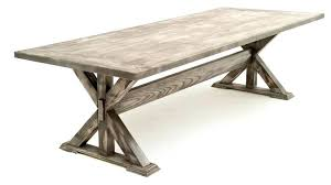 reclaimed trestle dining table small trestle dining table younited co