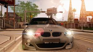 stanced bmw m5 bmw m5 e60 for gta san andreas