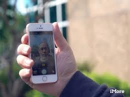 hey siri take a selfie no selfie imore