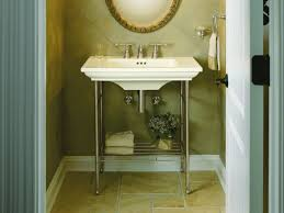 kohler memoirs console table roman bath