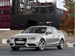 audi a4 service cost india audi car advance launched in india details