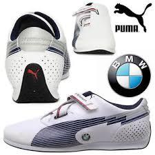 evospeed low cut bmw retro motorsport style trainers m series