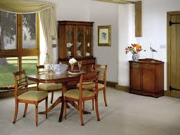 Yew Dining Room Furniture Buy Yew Dining Table Russell Dean Furnishers Mytholmroyd