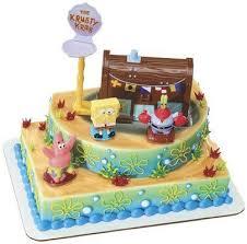 spongebob cake ideas spongebob cake ideas spongebob themed cakes crustncakes