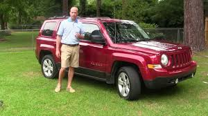 jeep patriots 2014 2014 jeep patriot crossover or suv