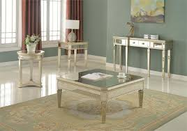 Coffee Table Set Mirror Coffee Table Set T1830