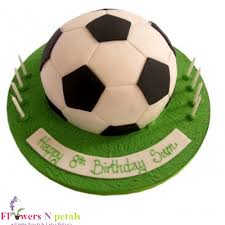 football cake football shape cake online flowers cakes delivery