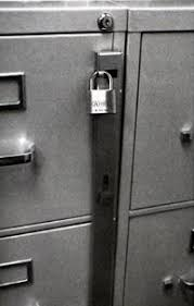 File Cabinet Locking System Types Of File Cabinet Locks The Locksmith Information Blog