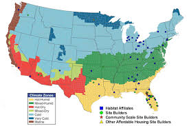 america climate zones map new interactive plant hardiness zone map ecology global network