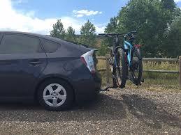 toyota prius bike rack küat nv 2 0 bike rack review prices specs photos