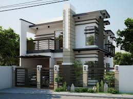 One Story House Designs by Vibrant Inspiration New Model House Design Philippines 2014 1 One