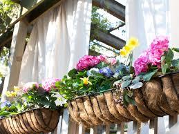 living accent deck rail planter deck and fence railing planter