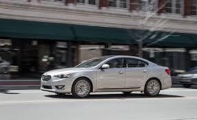 kia amanti bentley 2014 kia cadenza test u2013 review u2013 car and driver