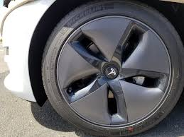 Spray Painting Your Rims Plasti Dipping The Aero Wheels Tesla Model 3 Owners Club