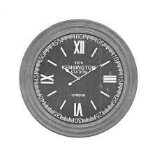 sterling industries home decor home decor by sterling industries london wall clock in preda aged