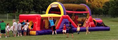 bounce house rental moonwalk rentals inflatables kansas city