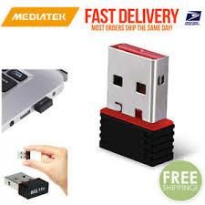 Usb Wifi Adapter For Faster Wifi Usb Wifi Mediatek Mini Usb Wireless 802 11b G N Lan Card Wifi Adapter Nano