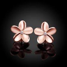 gold plated earrings for sensitive ears gold plated earrings ebay