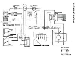 ezgo wiring diagram lights wiring diagrams