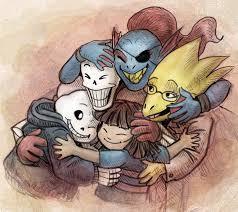 Group Hug Meme - undertale group hug by jameson9101322 undertale know your meme