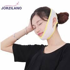bandage hair shaped pattern baldness jorzilano 2017 face v shaper facial slimming bandage double chin